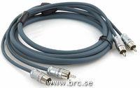Lågnivåkabel Audiophile  5,5m 288014 - Köp Signalkablar på BRC.se