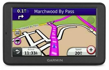Garmin dēzl 560LT för Lastbil DEZL560LT - Köp Portabel navigation på BRC.se