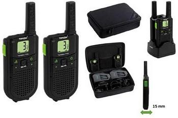 Topcom Twintalker 7100 Sports  10002593 - Köp  på BRC.se
