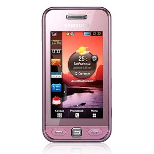 Samsung S5230 Soft Pink GTS5230RO - Köp Mobiltelefoner på BRC.se
