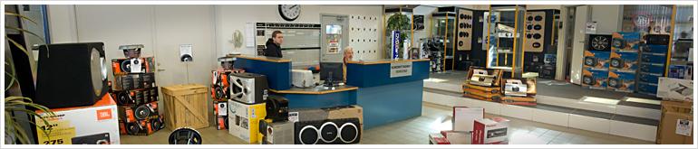 Vår butik bild 1